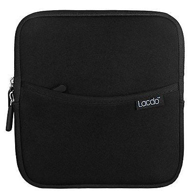 Lacdo Shockproof External USB CD DVD Writer Blu-Ray & External Hard Drive Neopre
