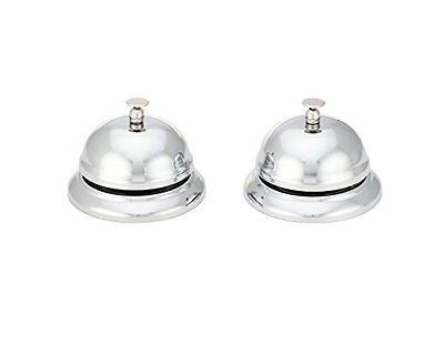 2-Count Franklin Bells Office Desk Call Bell *Value Pack*