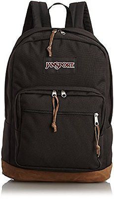 Jansport Right Pack Bookbag BLACK O/S