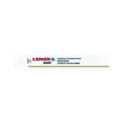 Lenox Gold Reciprocating Saw Blade 6