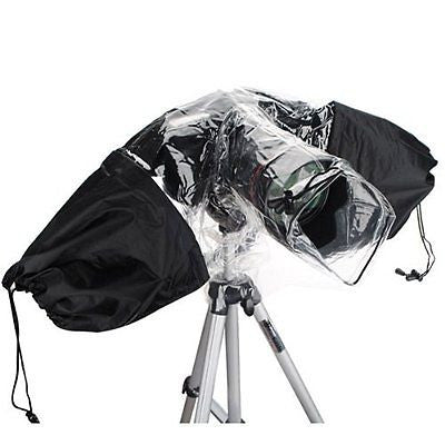 Professional Rainwear Waterproof Camera Rain Cover Coat Protector.