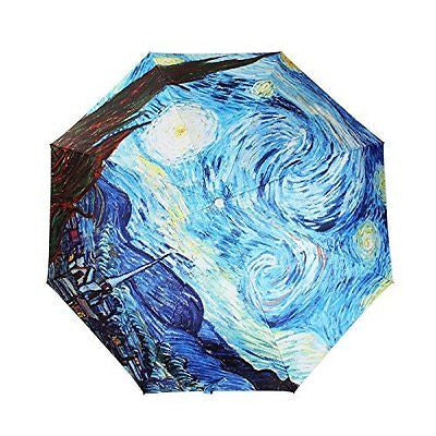 UV Umbrella For Women,LifeVC? Folding Sun Umbrella UV Protection,Rain Umbrella
