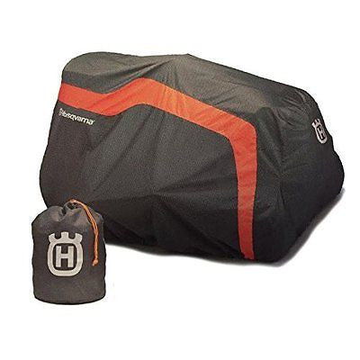 "Husqvarna Lawn Tractor Cover Heavy Duty 588208702 fits up to 54"" Decks"