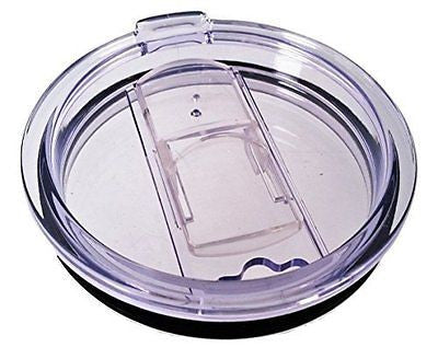 Antels Spill and Splash Resistant Lid with Slider Closure Replacement for 30 oz