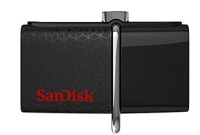 SanDisk Ultra 32GB USB 3.0 OTG Flash Drive with micro USB connector For Android