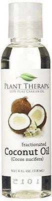 Coconut (Fractionated) 4 oz Carrier Oil. A Base Oil for Aromatherapy