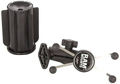RAM Mounts (RAP-299-3-UN10U) Ram-A-Can Ii Universal Cup Holder Mount with Univer