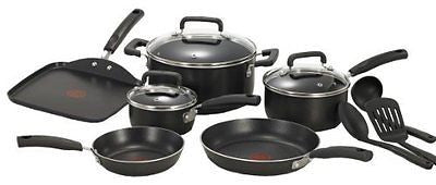 Signature Nonstick ThermoSpot Heat Indicator Cookware Set 12Piece