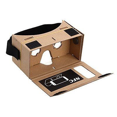 Blingkingdom - Google Cardboard Headset 3D Virtual Reality VR Goggles