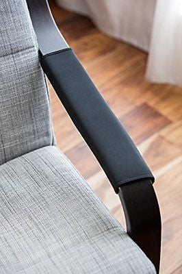 Super Comfortable Neoprene Armrest Covers for Chairs in Home, Office