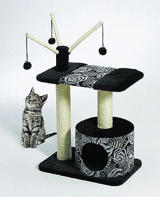 Catitude Carnival Cat Gym