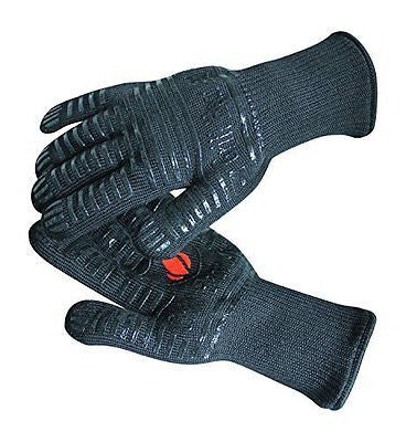 Revolutionary 932¡ãF Extreme Heat Resistant EN407 Certified Gloves