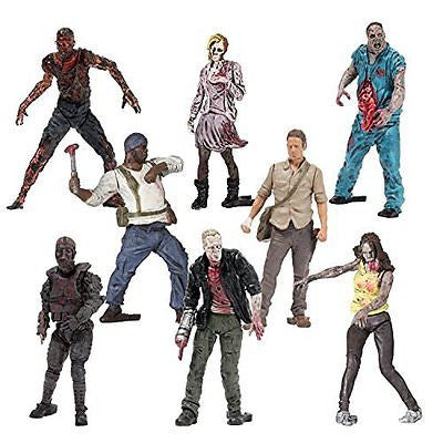 McFarlane Toys Building Sets- The Walking Dead TV Blind Bag Figures Series 2