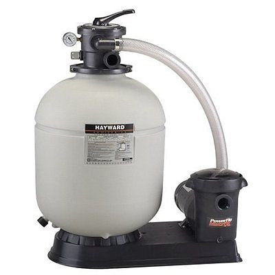 Hayward Pro Series 21-Inch Top-Mount Above Ground Pool Sand Filter System