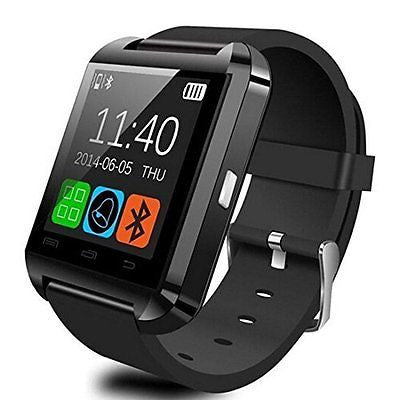 Bluetooth 4.0 Smart Watch WristWatch Fit for Andriod Phone