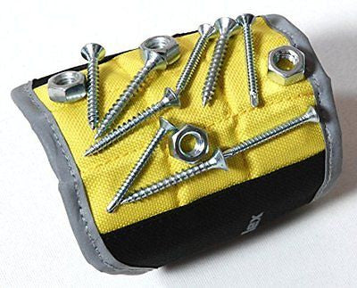 Magnelex - Best Magnetic Wristband for Holding Tools, Screws, Nails, Bolts