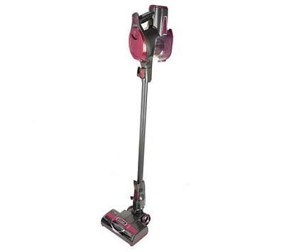 Rocket Ultralight Upright Handheld Swivel Vacuum Cleaner Fuchsia | HV300