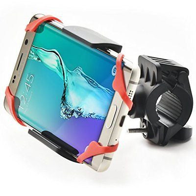 Bestrix Universal Phone Bike Mount Holder for Bicycle/Motorcycle Handlebar