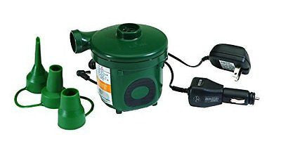 Rechargeable Electric Air Pump to Inflate/Deflat Recreational Inflatables