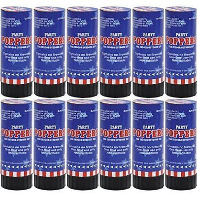 Amscan Star Spangled Fourth of July Party Patriotic Confetti Multi Color