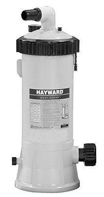 Hayward C4001575XES Easy-Clear 1-Horsepower Pump Pool Filter System