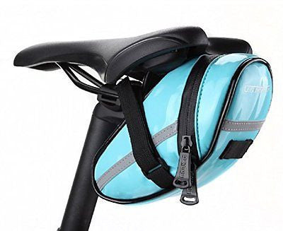 Sleek and Stylish Bicycle Saddle Bag from Leisure Realm