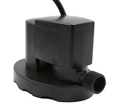 JTPRO 350 GPH Submersible Swimming Pool Winter Cover Pump with Pre-filter Pad