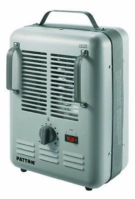 Patton Milk-House Utility Heater