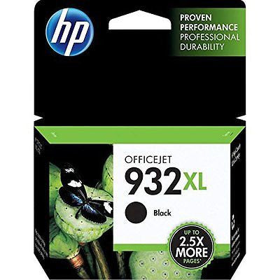 932XL Black High Yield Original Ink Cartridge (CN053AN)