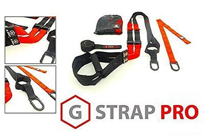 GYMSTUFF G-STRAP PRO (6 COLORS) Home Gym Fitness Trainer BEST QUALITY