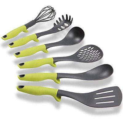 Cooking Utensils 100% Unconditional Guarantee. Bonus Free Recipe Book.