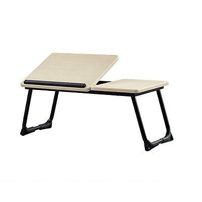 GreenForest Laptop Desk Stand Foldable Portable Large Size Tilting Home