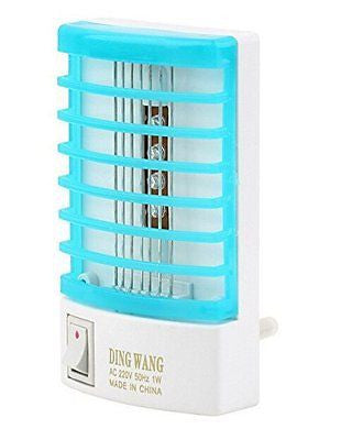 ZenXin LED Socket Electric Mosquito Fly Bug Insect Trap Lamp Killer Zapper