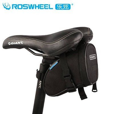 Roswheel Outdoor Strap-On Cycling Saddle Bag/Pouch - 13656