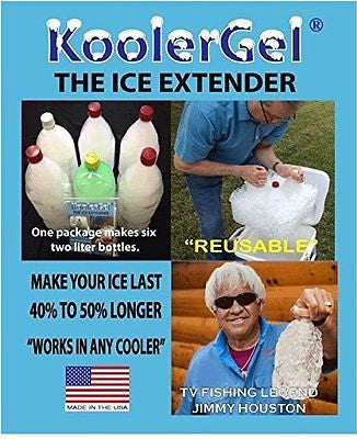 TBK Industries KoolerGel The Ice Extender