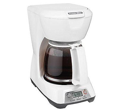 Proctor-Silex Programmable 12-Cup Coffee Maker (43671)