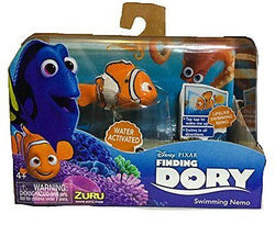 - Nemo Robotic Swimming Fish