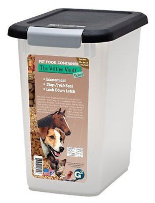 Select 8 for Pet Food Storage