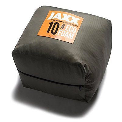 Jaxx Shredded Memory Foam Refill - Stuffing for Pillows, Dog Beds, and Cushions