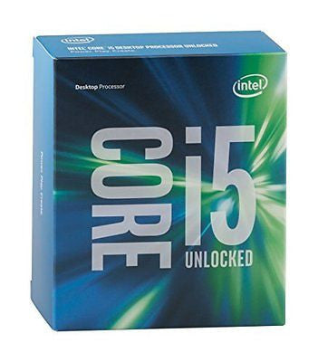 Intel Boxed Core I5-6600K 3.50 GHz 6 M Processor Cache 6 for LGA 1151