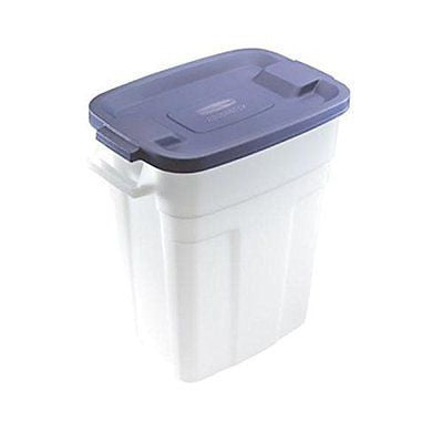 "19"" Large All - Purpose Canister, Tight - Fitting Removable Lid"