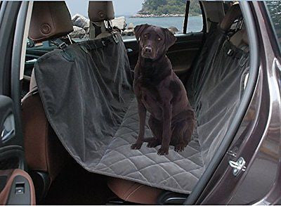 (One Day Sale) Microfiber Waterproof Dog Seat Covers Comfortable for Pets