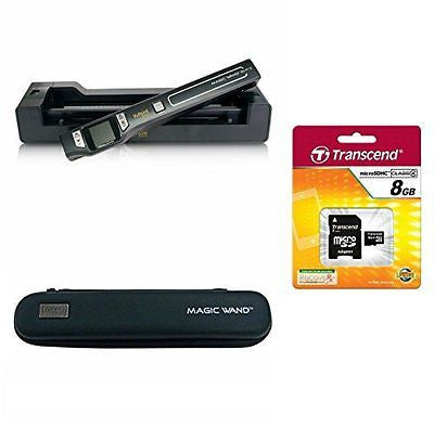 VuPoint ST47 Magic Wand Wireless Portable Scanner with Wi-Fi