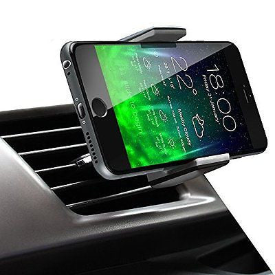 Koomus Pro Air Vent Universal Smartphone Car Mount Holder Cradle for all iPhone