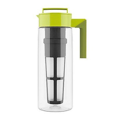 Takeya Flash Chill? Iced Tea Maker (2 Quarts Avocado)