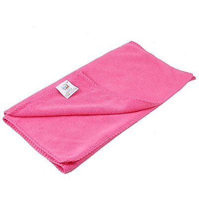 Water & Wood Pet Dog Yorkie Rectangle Shaped Washcloth Drying Grooming Towel
