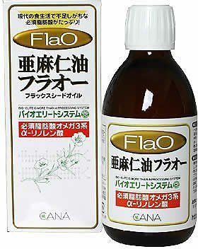 CANA (scanner) linseed oil Furao 230g