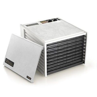 Excalibur 3926TW Excalibur 3926TW 9 Tray Dehydrator with Timer White