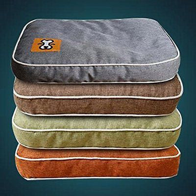 Nunubee Waterproof Pet Mattress Dog Cat Pet Bedding Puppys Mat Bed Pad Nest Bed