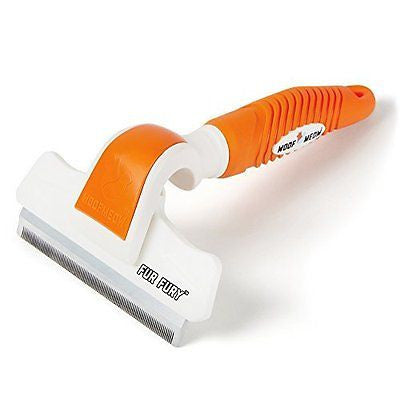 Professional Cat & Dog Deshedding Tool and Grooming Brush - 10 YEAR GUARANTEE